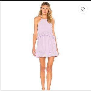 Lovers + Friends Lilac Banks Dress Size L